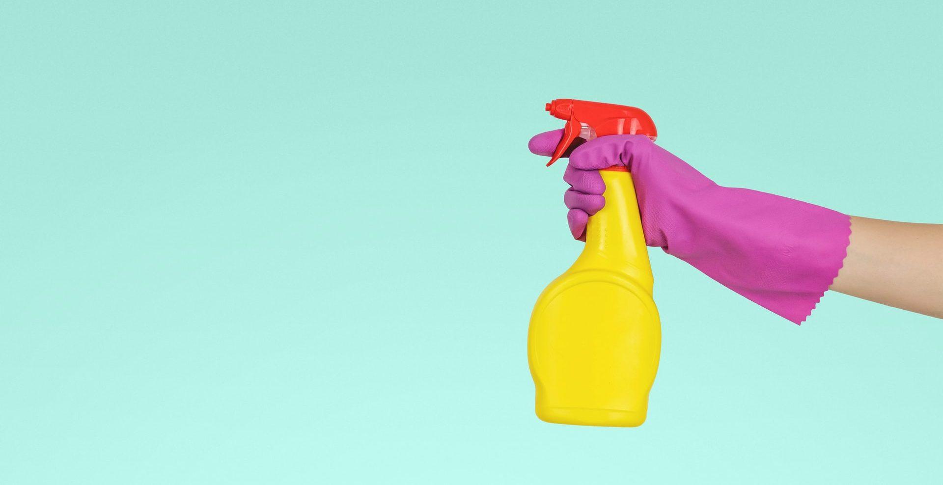 居家清潔便利貼